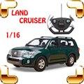 Nuevo Año Regalo Rastar 1/16 Cruiser SUV Coche RC Eléctrico Grande camión Coche de Deriva de RC Crawler Remoto Controle remoto Jeep de Juguete diversión