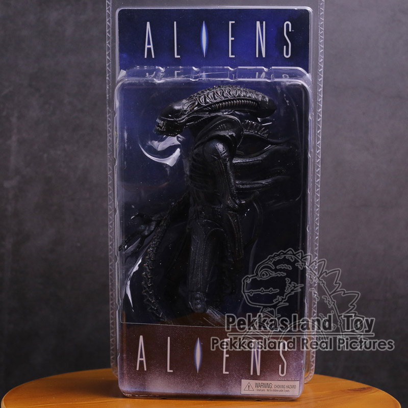 NECA <font><b>Aliens</b></font> 20th Century Fox PVC Action Figure Colection Toy Classic Toys 7