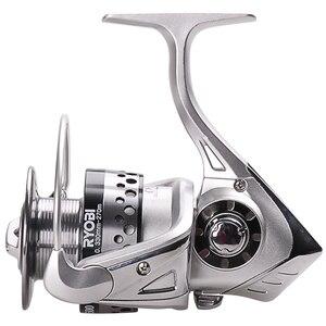 Image 4 - Mulinello da Pesca Spinning RYOBI 1500 6500 6 1BB 5.1:1 5.0:1 bobina da Spinning Carretilha Para Pesca Moulinet Peche viven attrezzatura da Pesca