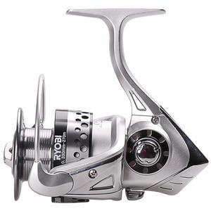 Image 4 - RYOBI 1500 6500 ספינינג דיג סליל 6 + 1BB 5.1:1 5.0:1 ספינינג סליל Carretilha Para Pesca Moulinet פש Vissen קרס דיג