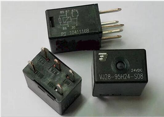 1pcs Used Relay VJ28-95H24-S08
