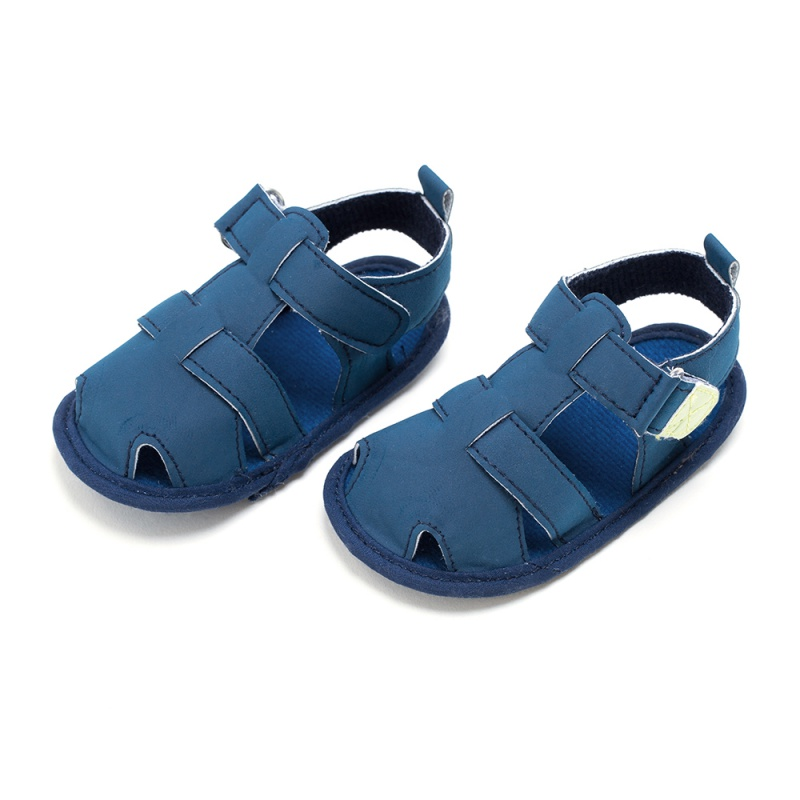 New Baby Boys PU Sandal Child Summer Boys Fashion sandals Sneakers Infant shoes 0-18 Baby sandals Shoes