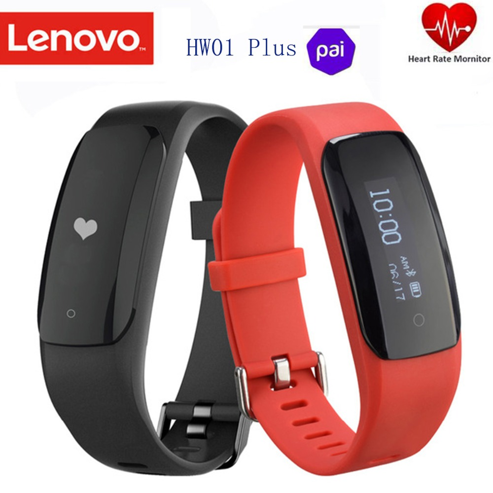 lenovo hw01 smart wristband manual
