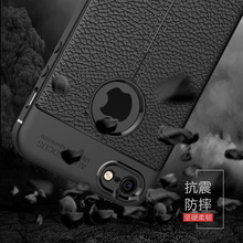 WolfRule sFor Apple SE Iphone Case Shockproof For Se Luxury Leather Soft TPU 5s Cover ]