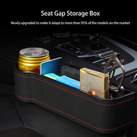 Car Cup Holder Interior Car Organizer Portable Multifunction Auto Vehicle Seat Cup Cell Phone Drink Holder Box Car Styling Stand