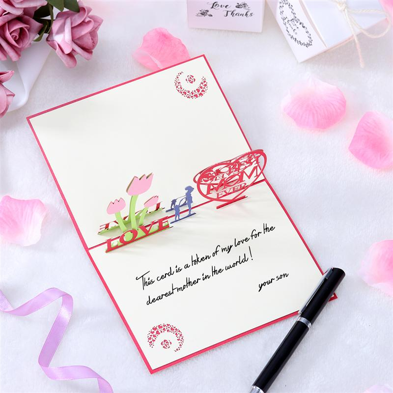 Best mom ever mama pop up mothers day cards 3d greeting cards best 1 x best mom ever mama pop up mothers day cards 3d greeting cards best wish for mothers day m4hsunfo