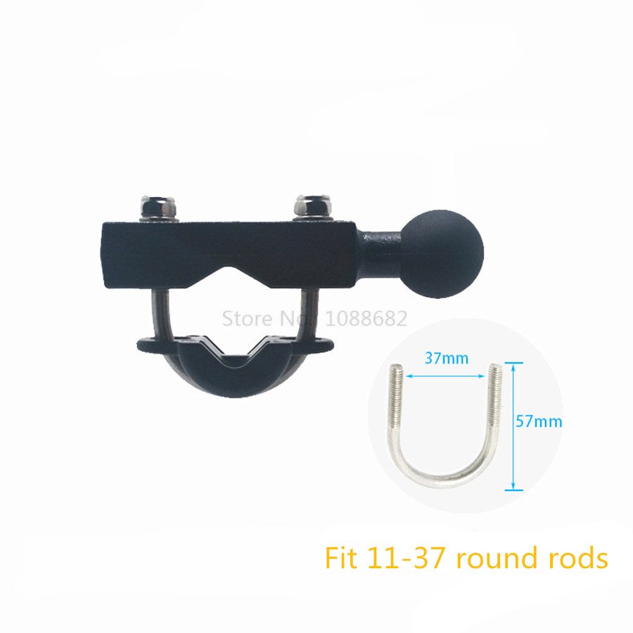 Motorcycle Bike Handlebar U Bolt Rack Holder (1)