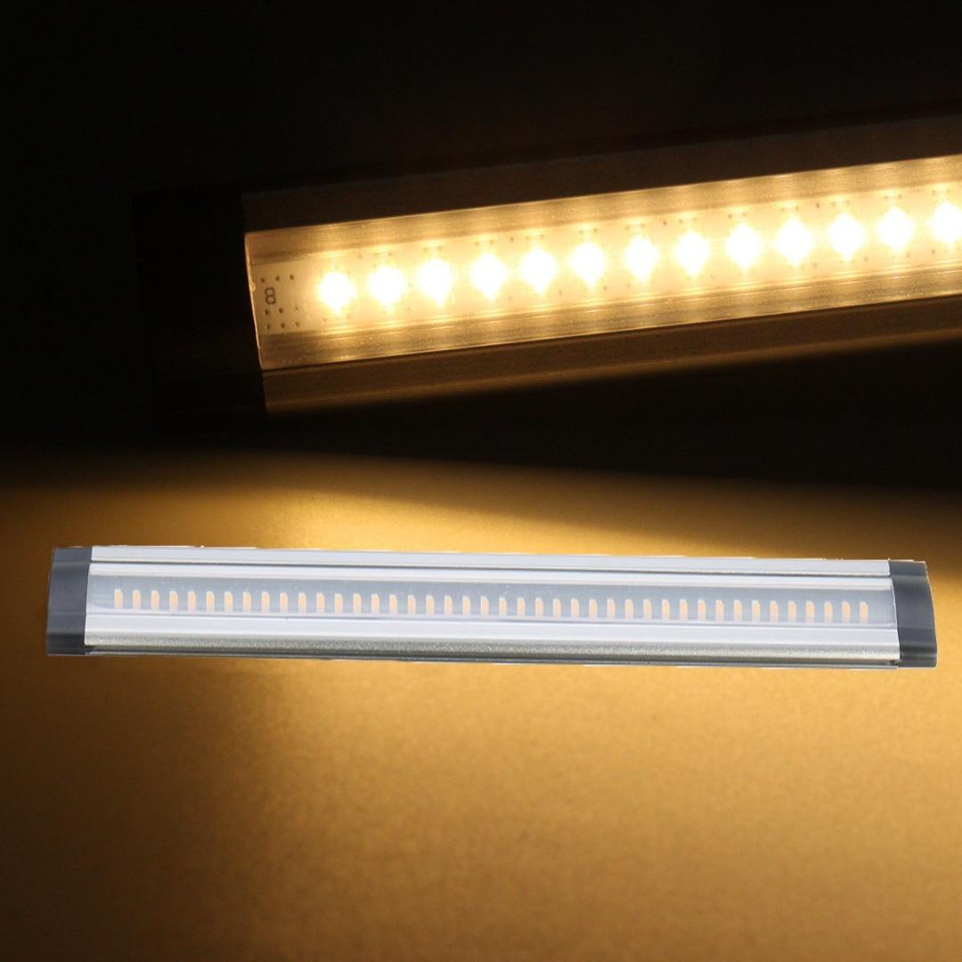 30 cm LED Küche Unter Kabinett Schrank Regal Zähler Streifen Licht ...