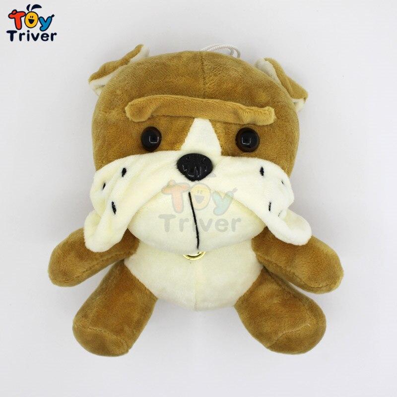 20cm Plush bulldog Shar Pei Dog Toy Stuffed Animal Doll Baby Friend Birthday Gift Present Home Shop Car Deco Pendant Triver