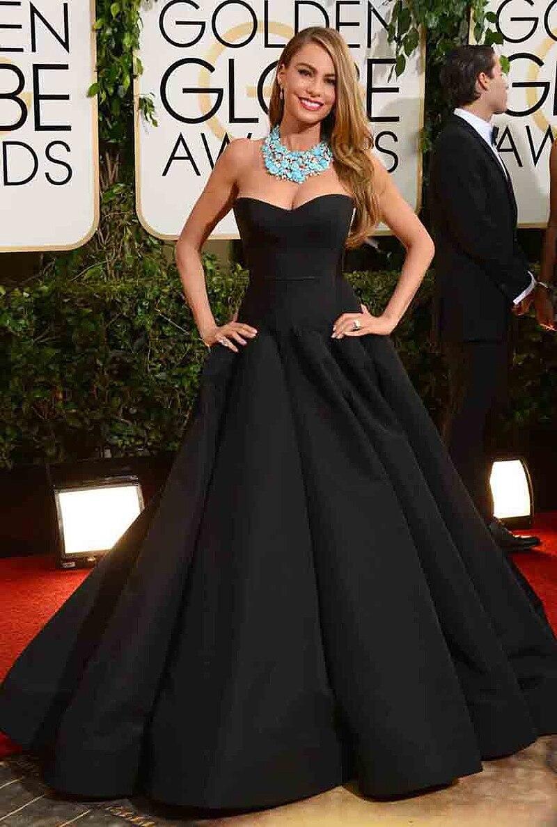 Popular Satin Black Dresses-Buy Cheap Satin Black Dresses lots ...