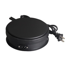 25 kg carrying 15 cm Support display rotating Turntable Rotary Table display Box Film