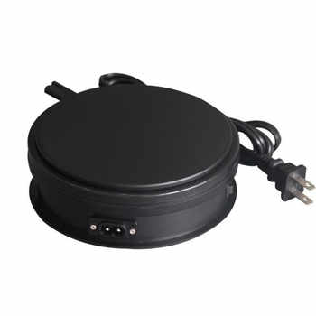 Merchandise Display Base 360 Degree Electric Rotating Turntable for Photography 25kg Capacity Automatic Revolving Platform - DISCOUNT ITEM  8 OFF Security & Protection