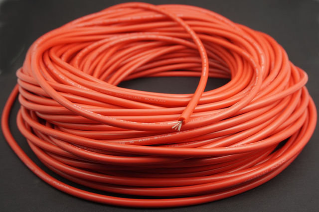 Free Shipping 10FT Flexible Silicone Wire 22AWG 40KV High Volteg ...