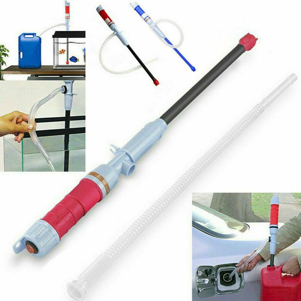 Насос горячей воды, перекачивающий жидкую батарею, не КОРРОЗИОННОЕ газовое масло 58 см, безопасная сифонная батарея, электрическое всасыван...