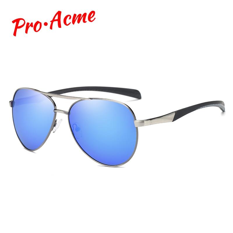 Pro Acme új férfi polarizált pilóta napszemüveg márka tervező - Ruházati kiegészítők - Fénykép 3