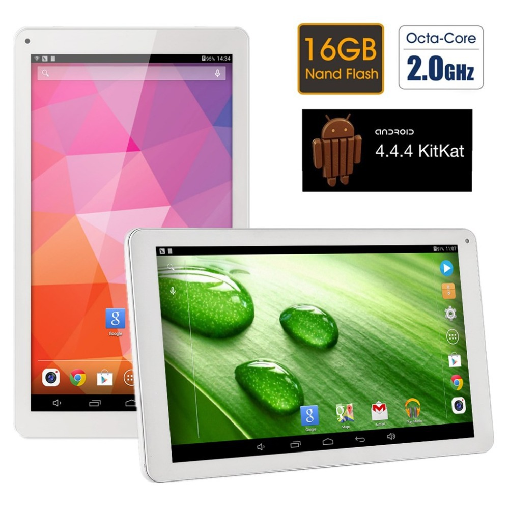 Humorous 8gb Boda 10.1 10 Inch Android 4.4 Kitkat Quad Core Bluetooth Wi-fi Tablets Pcs Dual Camera W/ Micro Usb Keyboard As Free Gift Fine Craftsmanship Tablets