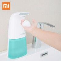 최신 원본 xiaomi minij 핸드 워시 자동 거품 비누 유도 거품 세탁기 스마트 홈 성인과 어린이 건강 관리