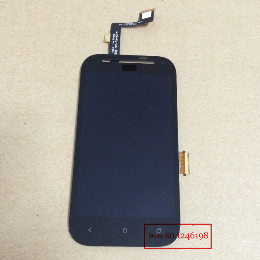 100 Warranty Tested Full LCD Display with Touch Screen Digitizer Assembly For HTC Desire SV desire