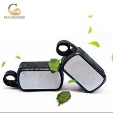 Фотография Goldbulous bluetooth speakers portable  waterproof IPX7 outdoor  wireless speaker 6W  with intercom function phone speaker