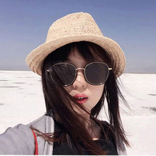 New fashion Hot Rays Sunglasses Women Popular Brand Designer Retro Summer Style Sun Glasses Frame Colorful Coating Shades