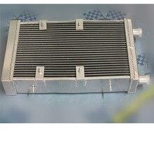 Алюминиевый радиатор/сплава радиатор для LOTUS EUROPA 1.5L/1.6L 1966-1976 М/Т без вентилятор монтажные отверстия 86 мм 3 ряд