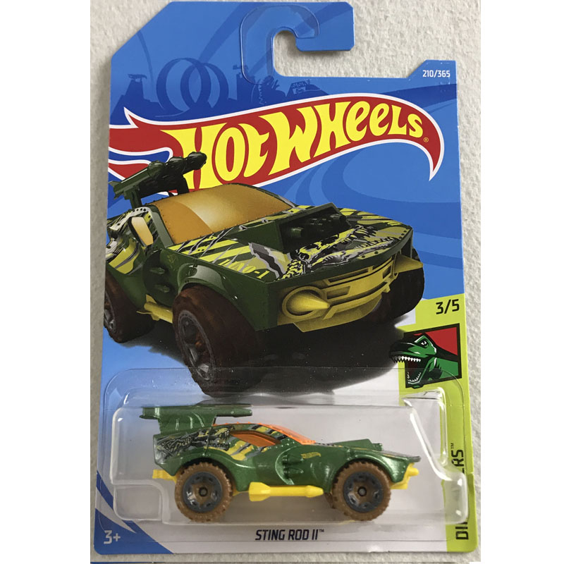 New Arrivals 2018 Hot Wheels 1:64 Sting ROD Models Collection Kids Toys Vehicle For Children hot cars 210
