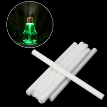 10Pcs 10mmx170mm Humidifiers Filters Cotton Swab for Humidifier Aroma Diffuser 10pcs replacement filters usb humidifier cotton sliver stick cup air humidifier replacement filters high quality