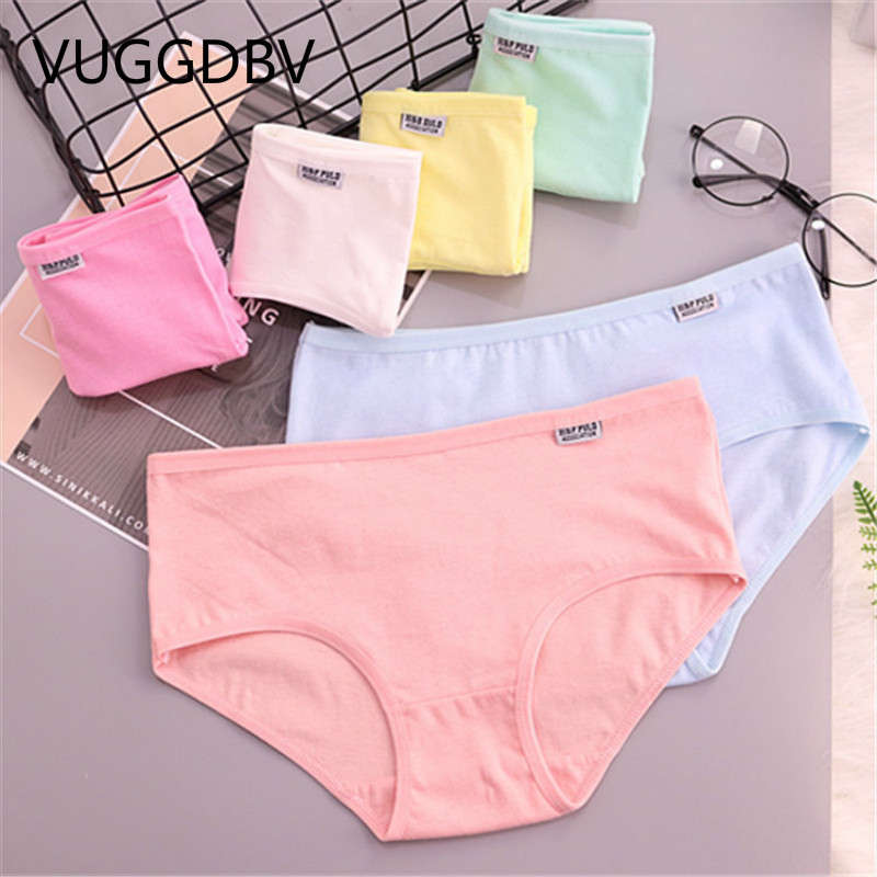 <font><b>16</b></font> colors Panties for women cotton print <font><b>female</b></font> underwear gril briefs <font><b>sexy</b></font> lingerie ladies underpants woman panty wholesale image