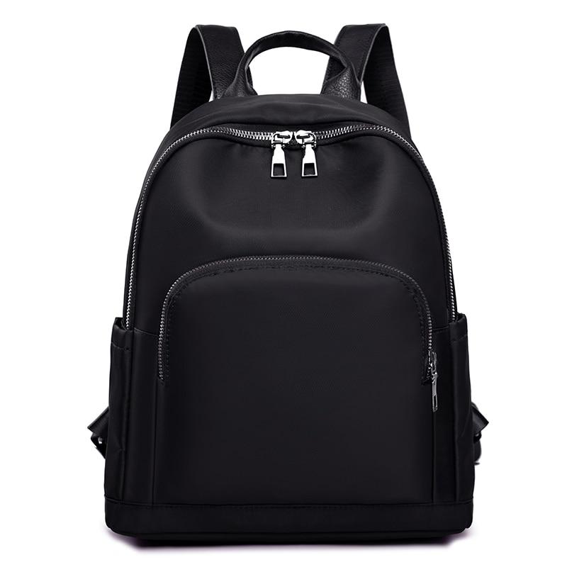 Backpack woman Oxford cloth leather woman backpacks teenager school Mochila Feminina backpack Mochilas Mujer 2019Backpack woman Oxford cloth leather woman backpacks teenager school Mochila Feminina backpack Mochilas Mujer 2019
