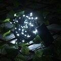 LEDGOO 40 M LED Cortina de Luz de la Secuencia de La Lámpara de La Correa Impermeable 300LED Luz de La Batería Operada Luces Led Home Wedding Party Decor