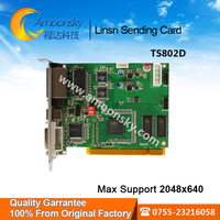 100 From Original Factory Full Color Led Video Display Controller Linsn Control System Linsn Ts802d Sending