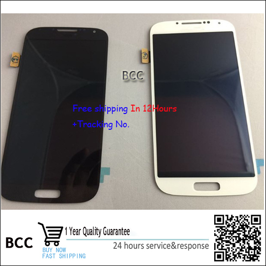 100% Test ok LCD Display For Samsung Galaxy SIV S4 Value Edition GT-I9515 I9515  With Touch Screen  Assembly