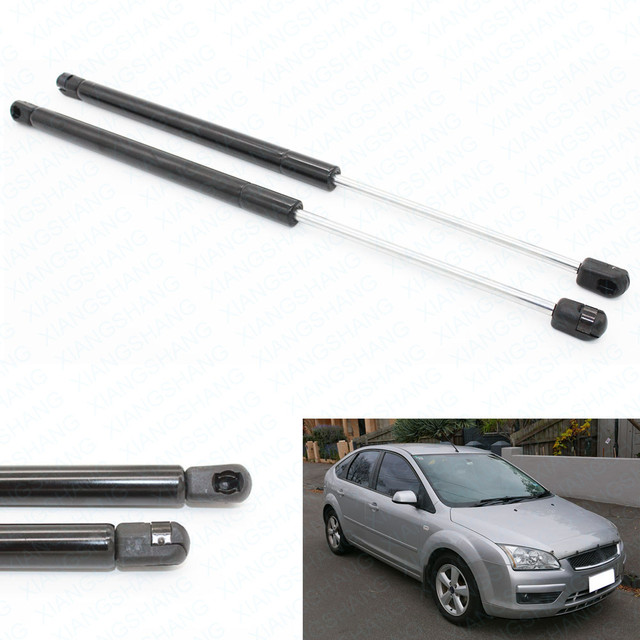 2pcs Rear Trunk Tailgate Boot  Liftgate Gas Struts Shock Struts Lift Supports For Ford Focus MK2 2004 2005 2006 -2010 Hatchback