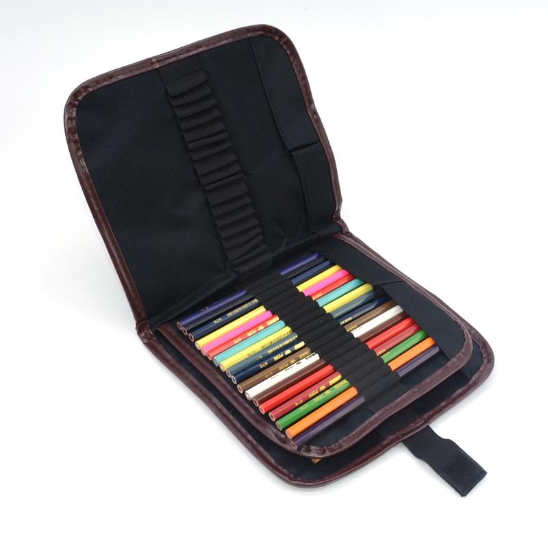 72 Holes Pencil Case Estojo Escolar Estuche Kalem Kutusu School Supplies Estuche Para Lapices Pencilcase Grande Kalemlik Etui
