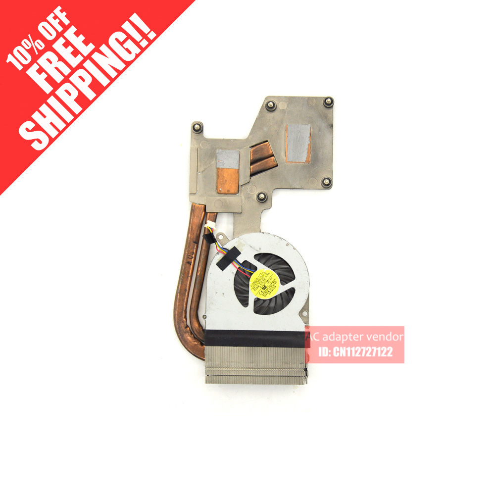 FOR Dell XPS 14 L401X fan heat sink 0D3JMM F9AB 5V 0.5A DFS551205PQ0T new original bos 12m ps 1ya s4 c warranty for two year