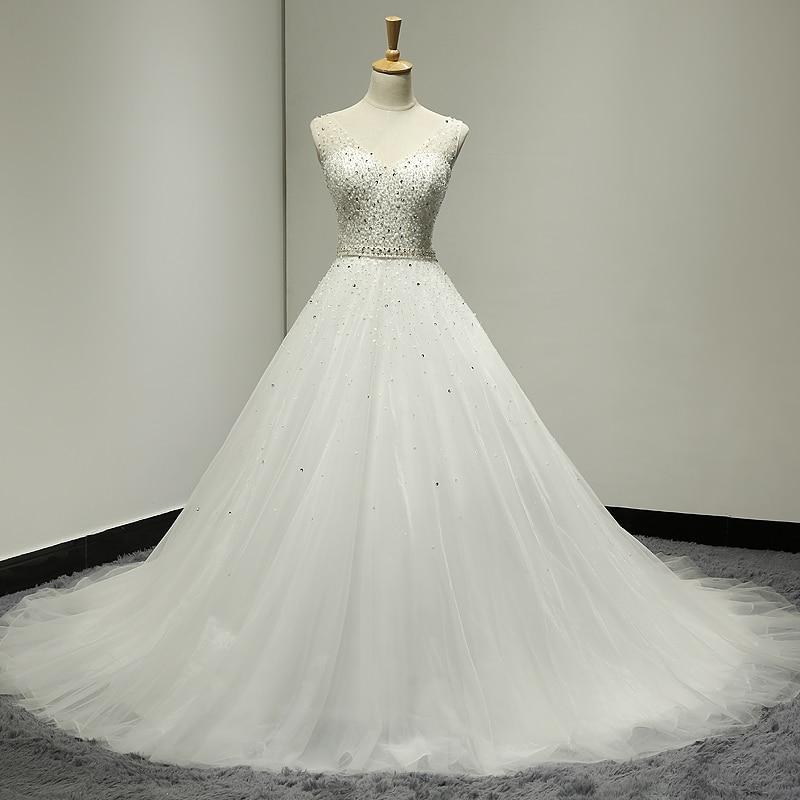 cuadro verdadero vestido de noiva bling vestidos de novia glitter