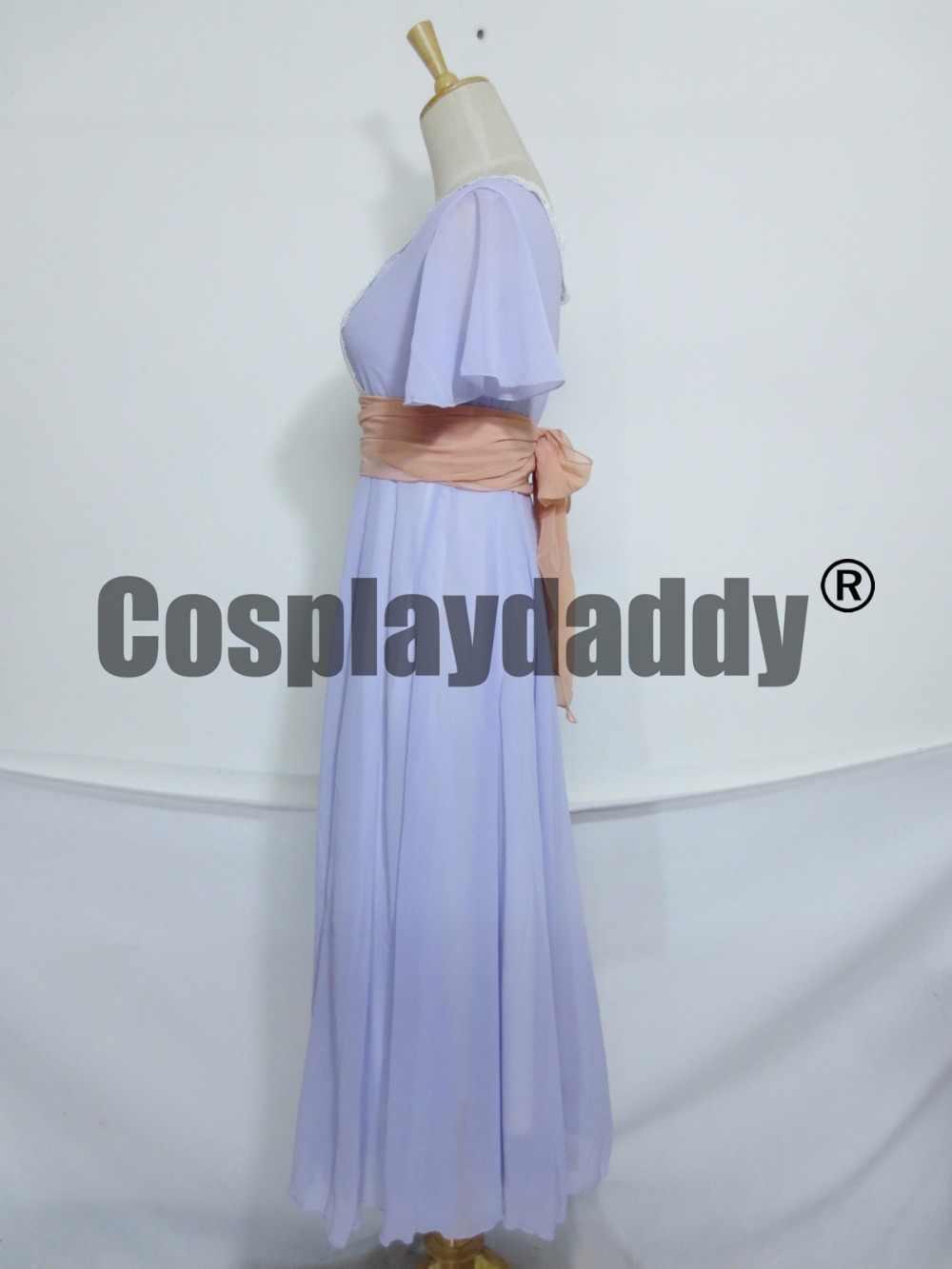 f40ecc198 Vestido blanco de la rosa del Titanic-vestido de la lolita del Partido de  la cola personalizado en cualquier tamaño