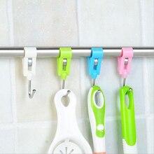 Socks Clips Clamp Hanging Organization Portable Underwear Lever-Hook Rails Drying-Rack