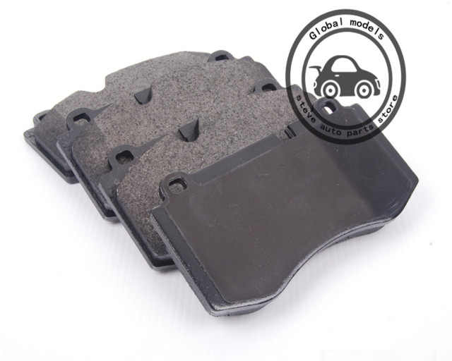 Frente Brake Pad Set Para Mercedes Benz W221 S350 S400 S280 S320 S430 S450  S500 S600