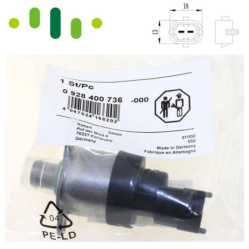 High Pressure Fuel Pump Regulator Metering Control Solenoid SCV Valve Unit For Chevy Chevrolet Blazer S10 MWM 2.8 0928400736