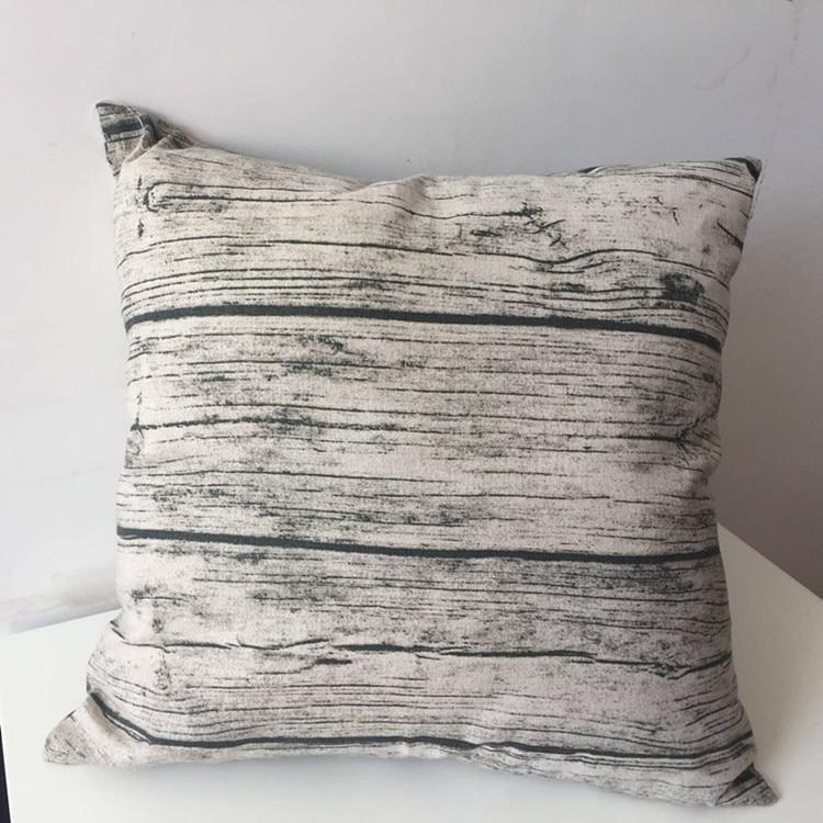 Ιαπωνικό στυλ βαμβακιού και πάχους μαξιλάρι κάλυψη ξύλο μαξιλάρι περίπτωση μαξιλάρι μεγάλο κάλυμμα μαξιλάρι