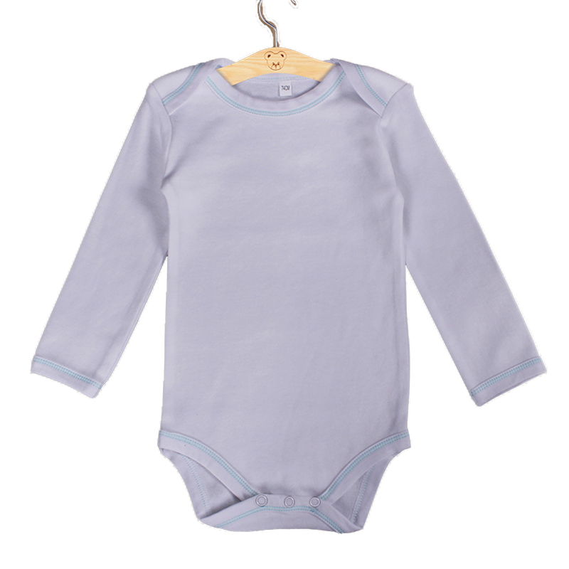 Newborn Clothing  100% Cotton Solid Long Sleeve Infant Rompers Baby Boys Autumn Jumpsuit Bebes Brand Baby Girls O-Neck Clothes baby rompers infant thick cotton jumpsuit newborn solid long sleeve overalls ropa bebes toddler sweater baby girl boy clothes