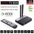 3 GB de RAM 32 GB ROM Android 6.0 TV Box 2 GB 16 GB Amlogic S912 Octa Núcleo CSA93 Streaming Media Player Inteligente Wi-fi TVbox BT4.0 4 K VS mi