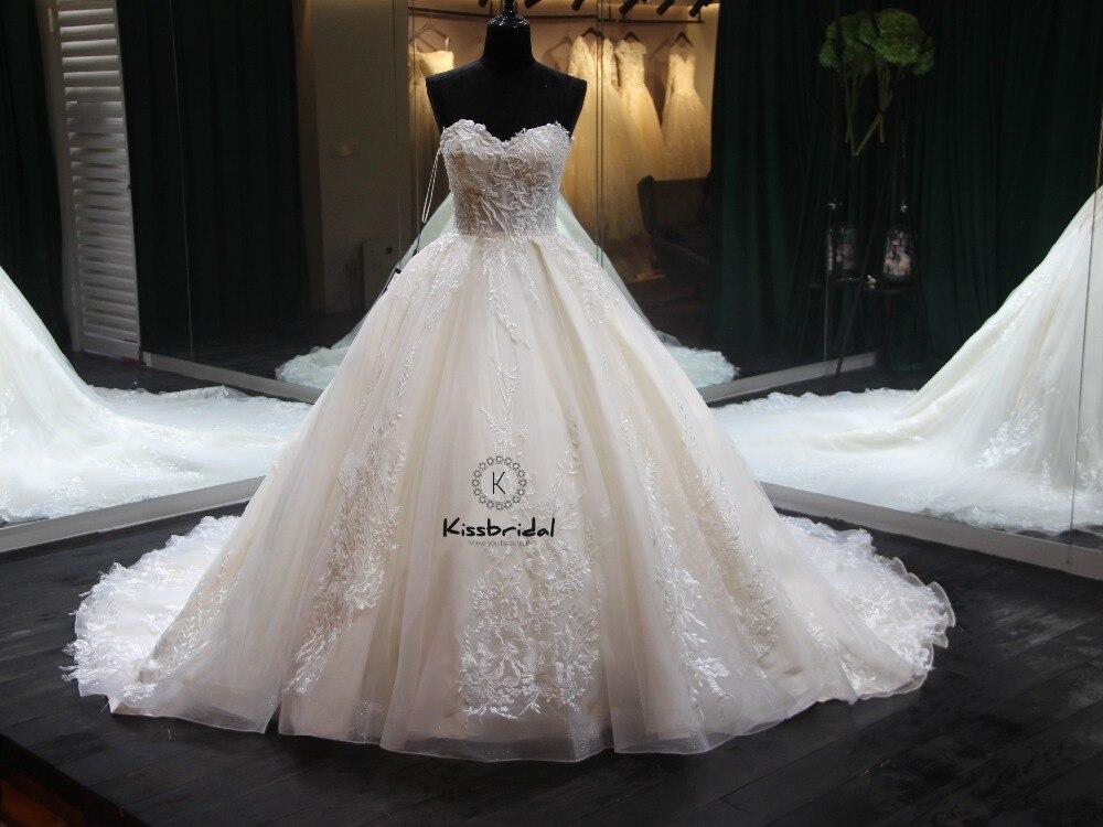 New Beautiful Ball Gown Wedding Dresses Sweetheart