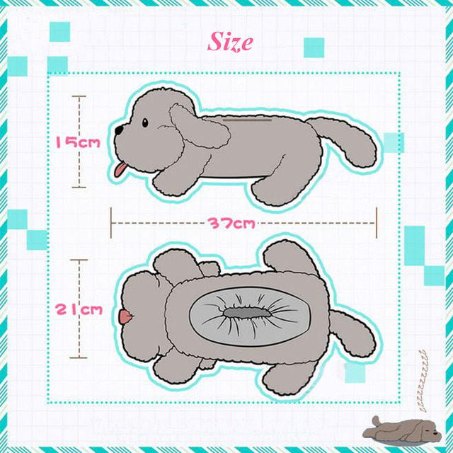 Cute Yuri on ice Victor Puppy Poodle Dog Plush Toy Makkachin Pet Dog Paper Box Keychain Pendant Cosplay Decoration Toy Kids Gift