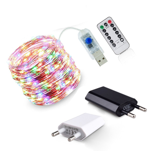 5M 10M USB Operated LED String