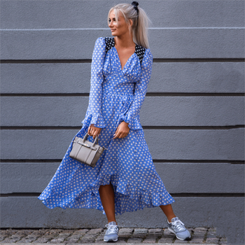 Patron vestido verano 2019