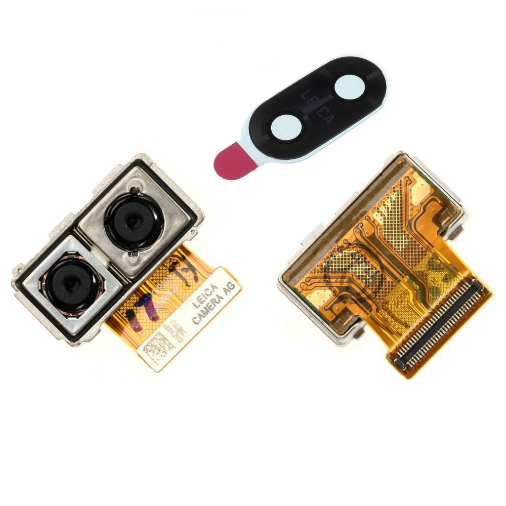 For Huawei Mate 9 OEM Rear Big Back Camera Module Replacement Part+ Camera Lens Cover