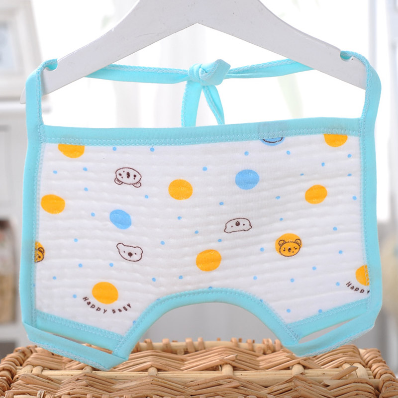 Baby Bibs Cartoon Baby Bibs Newborn Triangle Scarf Cotton Animal Towel Stuff Baby Bandana Bibs Burp Cloths BIG SIZE&No smell