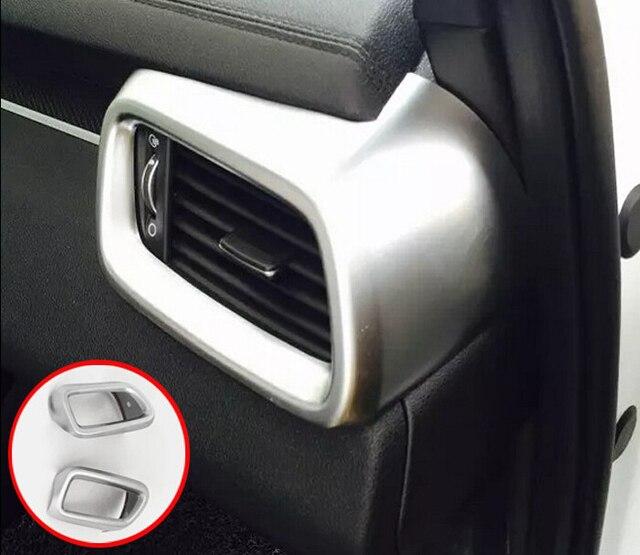 Auto interior accessories, car inner air vent trim for KIA Sorento 2015, ABS chrome,free shipping